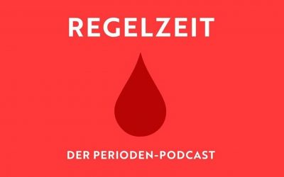 Regelzeit x Vulvani: Being a guest on a podcast about periods