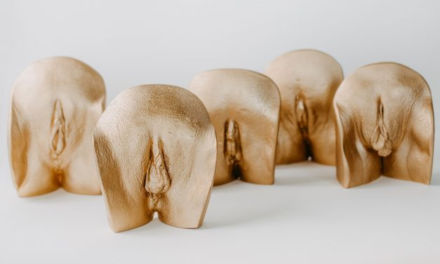 Vulva Casting: Getting your own vulva casted