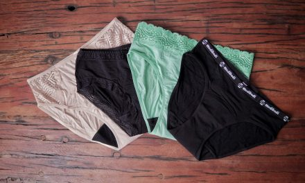 Product test: Period underwear from Modibodi