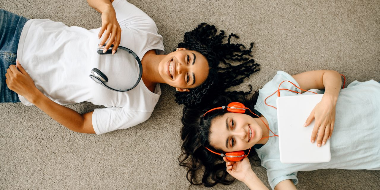 The power of sound: An app for period pain relief
